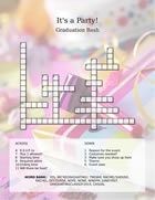 Party Invitation crossword puzzle